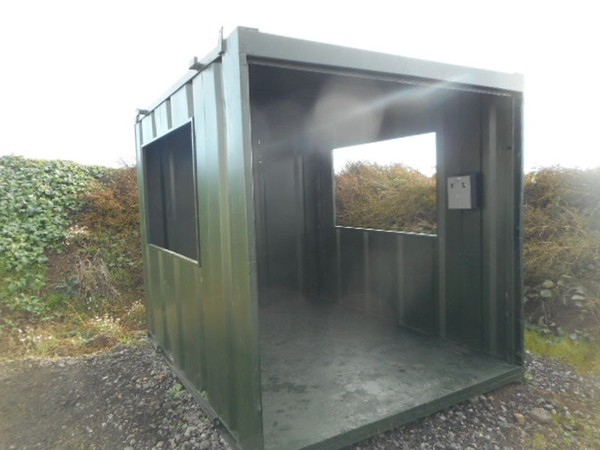 Converted Shipping Container  for sale