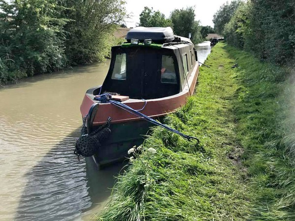 narrowboat for sale