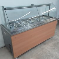 Used Hot Cupboard Bain Marie Carvery Trolley (9725) - Bridgwater, Somerset