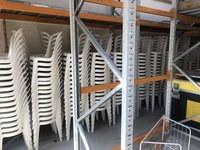 white plastic chairs for sale