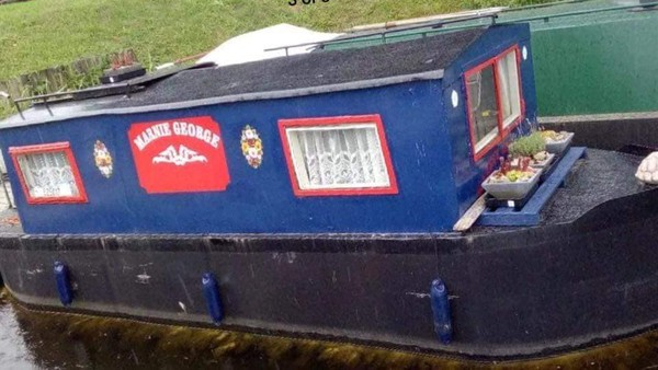 22ft narrow boat for sale