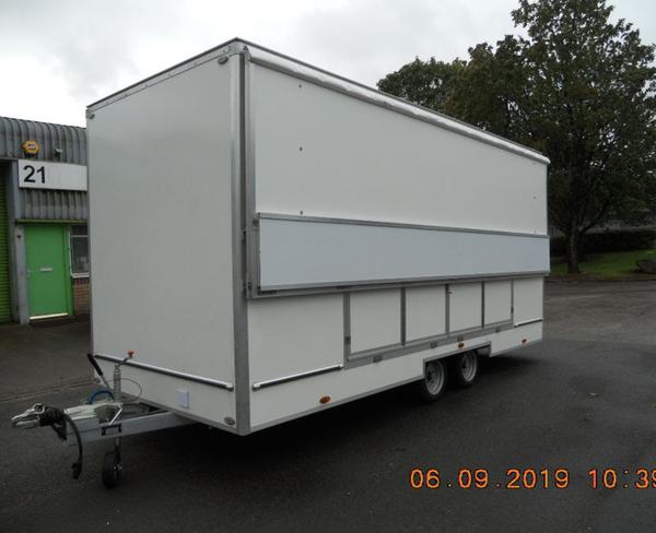 Exhibition trailer