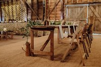 Vintage / Rustic Furniture Hire Business, Weddings & Events - South Lincolnshire