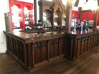 Gothic Style Bar For Sale