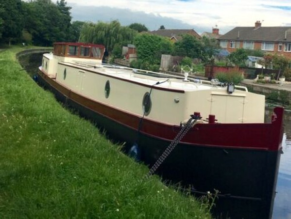 narrow boat for sale uk