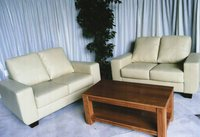 Real Leather Sofa's 2 Seaters