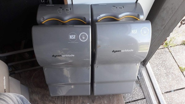 Dyson hand dryers for sale