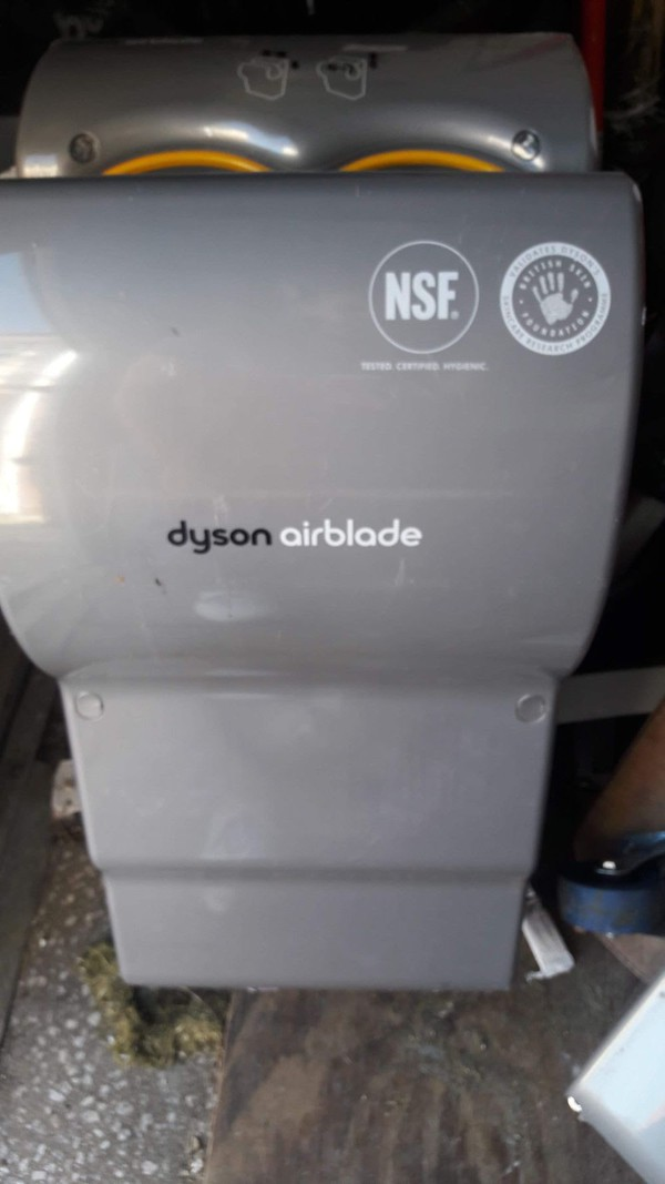 Dyson hand dryer for sale