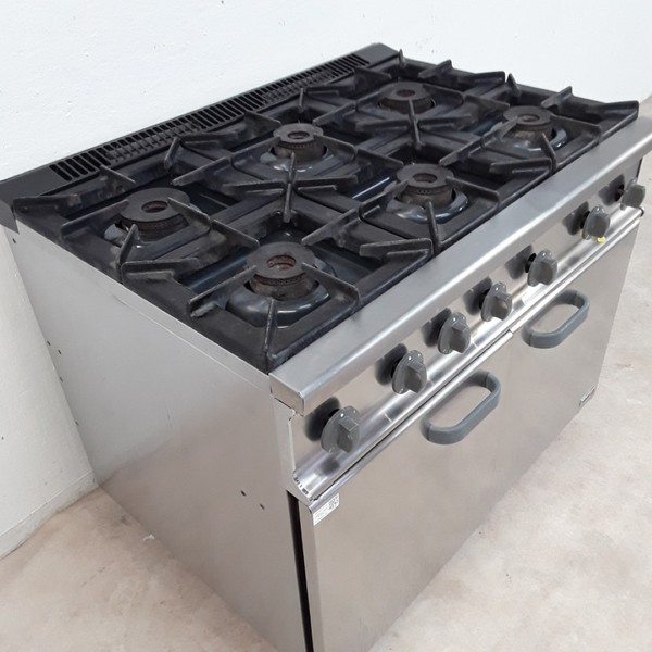 Secondhand gas cooker