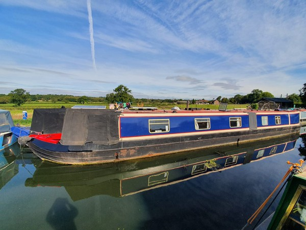 Narrowboat for sale uk