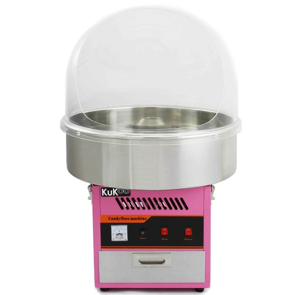 Brand New Kukoo ETMF01 Candy Floss Machine