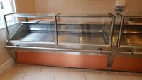 2x Beautiful XL Butchery Counter