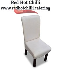 White Leather Dining Chairs (Ref: RHC4100) - Warrington, Cheshire