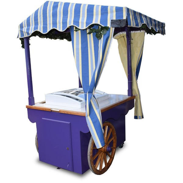 Reconditioned Ice Cream Trolley