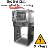 Three Phase Zanussi Convection Oven (Ref: RHC4134)