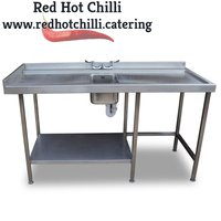 1.6m Stainless Steel Sink (Ref: RHC4183) - Warrington, Cheshire