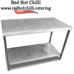 1.2m Stainless Steel Table (Ref: RHC4185) - Warrington, Cheshire