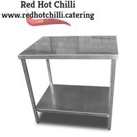 0.9m Stainless Steel Table (Ref: RHC4186) - Warrington, Cheshire