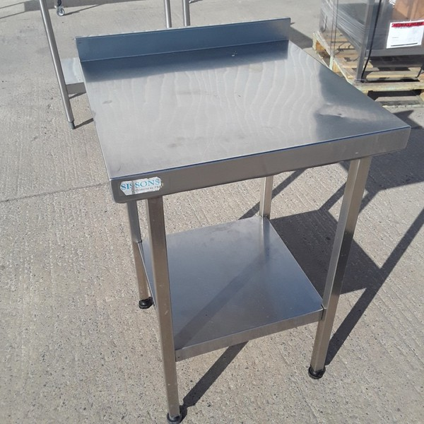 Sissons Stainless Steel Table