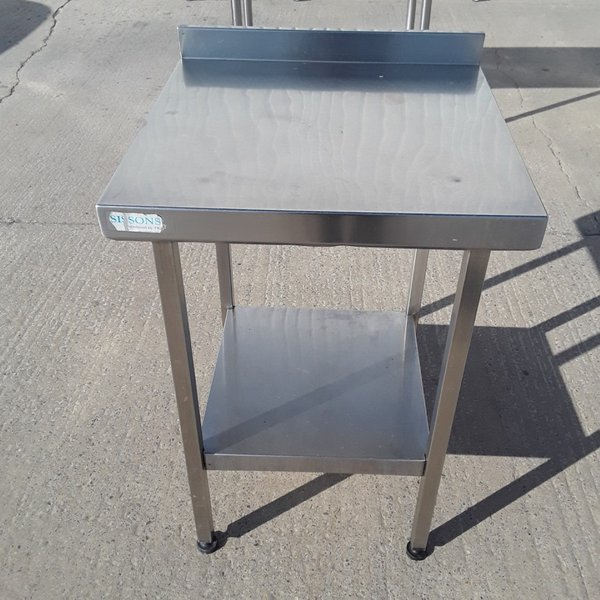 Used Sissons Stainless Steel Table (9784)