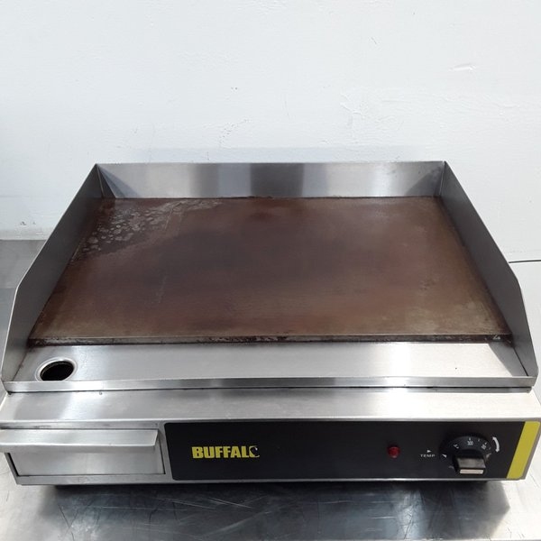 Used Buffalo L515 Flat Griddle (9781)
