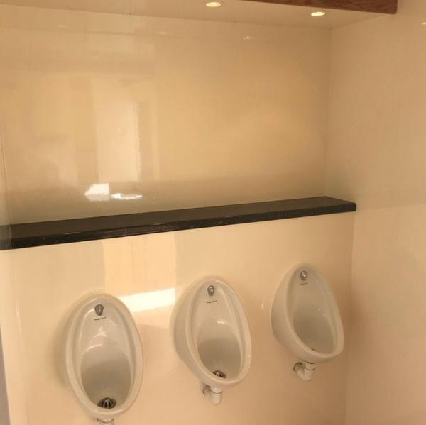 Just Loos Luxury Trailer Toilet