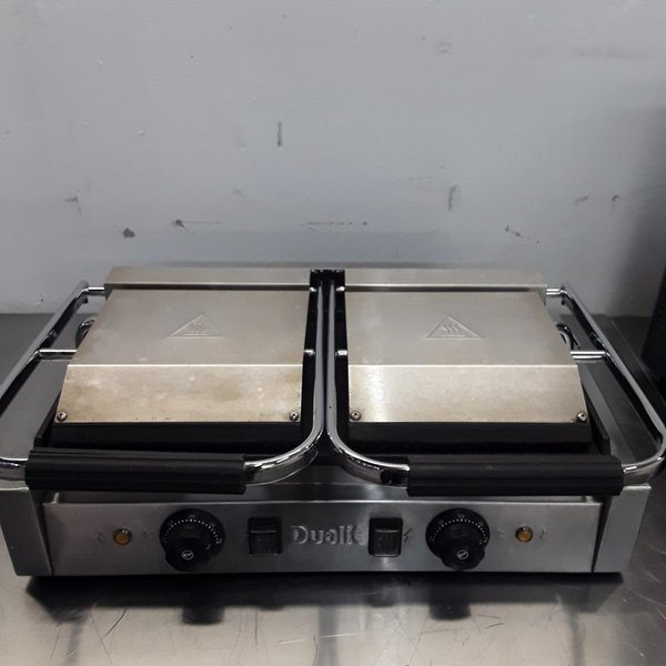 Used Dualit RCG2 Double Contact Panini Grill (9785) - Bridgwater, Somerset