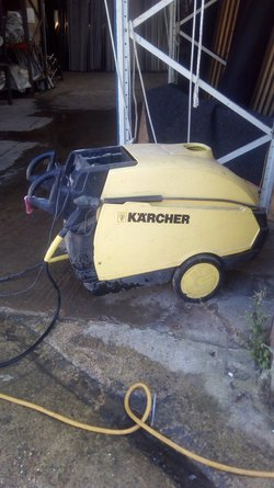 Karcher hds 655 Professional Hot/Cold Pressure Washer/Steam Cleaner