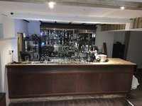 Whole Bar Including Back Bar For Sale