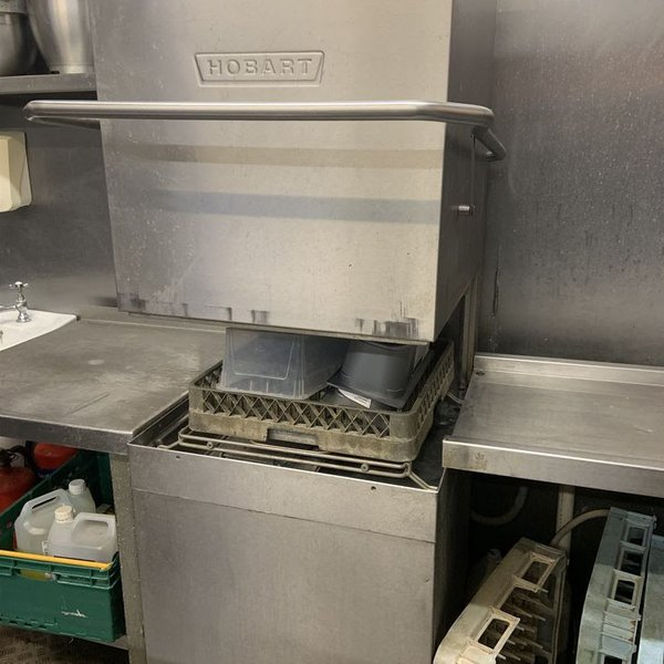 Hobart Pass Through Dishwasher for sale