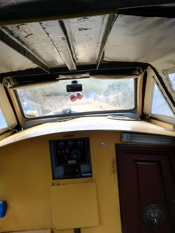 narrow boat for sale
