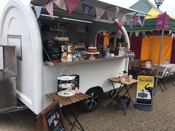 Manchester catering trailer