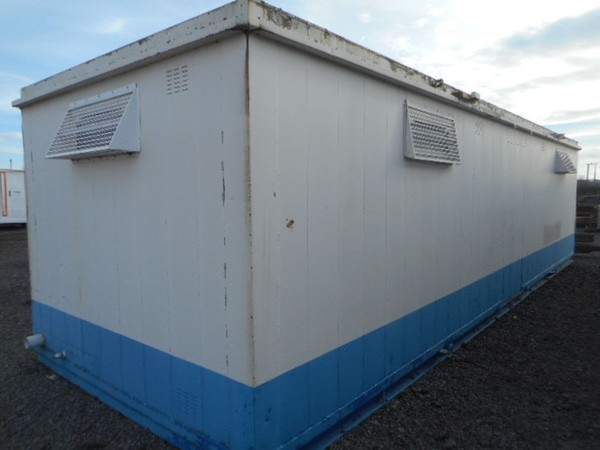 anti vandal toilet cabin for sale
