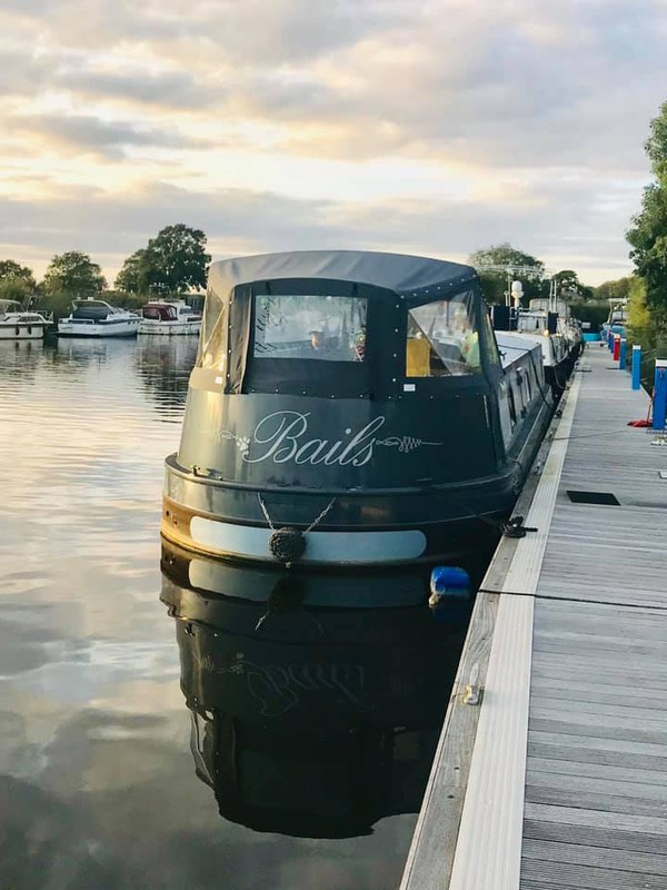 York Floating Home for sale