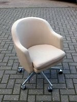 Tub Style Swivel Chairs