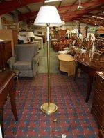 20x Tall Brass Effect Standard Lamps