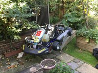 Championship Winning Honda Prokart - Kent