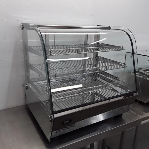 Used Heated Display Pie Warmer