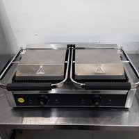 Ex Demo Double Contact Panini Grill