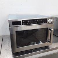 New B Grade Buffalo GK641 Microwave Programmable 1500W (U9844)