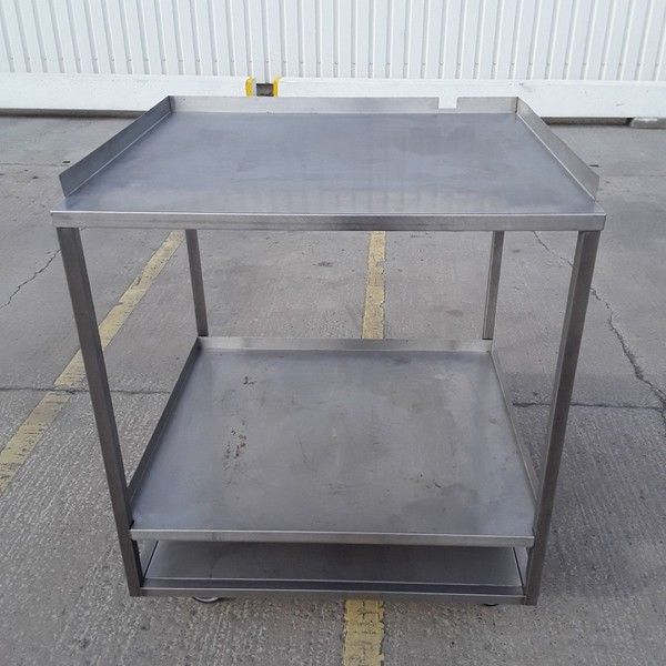 Used Stainless Steel Stand