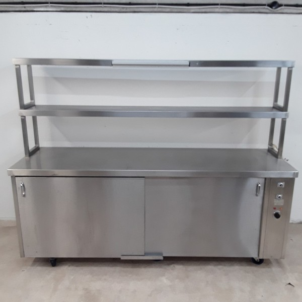Used Hot Cupboard Heated Gantry (9877) - Bridgwater, Somerset