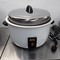 Used Buffalo CB944 Rice Cooker 10L (9873)  - Bridgwater, Somerset