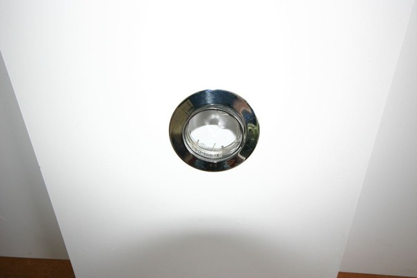 Adjustable Downlight Polished Chrome - Barnsley, South Yorkshire