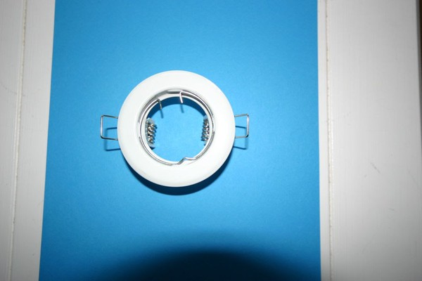 80mm White downlights for sale joblot
