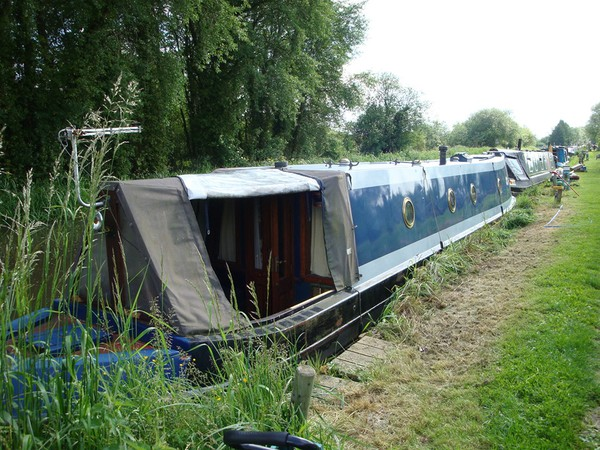 45 Ft Traditional Tug Style Narrowboat Build Year 1988 - Reading