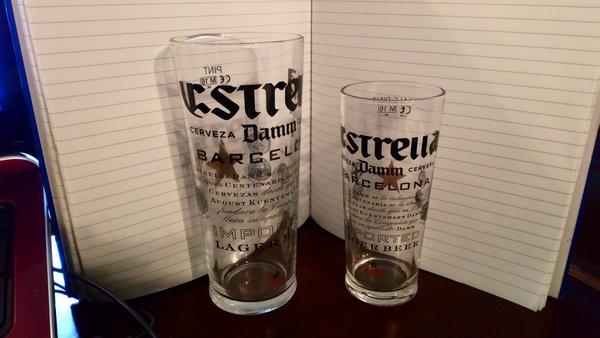 New Estrella Glasses in Hertfordshire