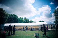 Quality Clearspan Marquee For Sale 6m x 21m