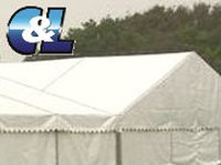 6m and 3m Marquee roofs