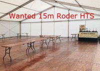 Wanted 15m Roder HTS